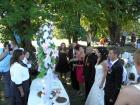 За първи път сватба на крепостта в Перник -12