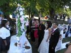 За първи път сватба на крепостта в Перник -13