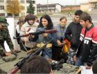Започва обучението по основи на военната наука